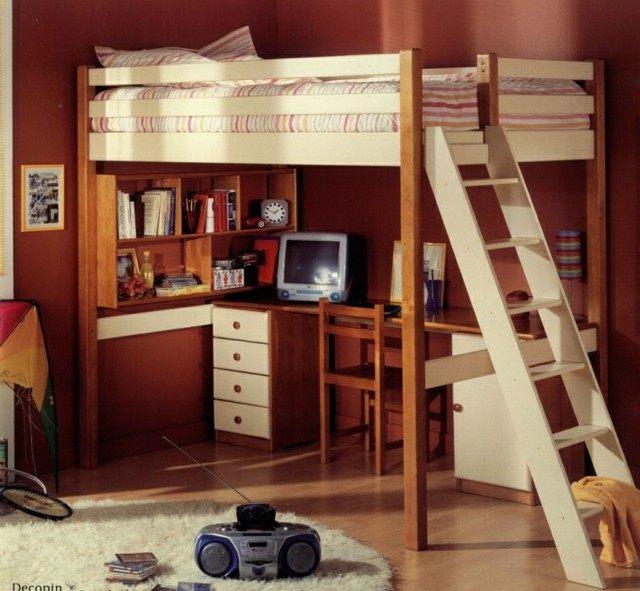 Lit Superposé 3 étages Charmant Ł³Å¼ko Piętrowe Dla Dziecka Jak Dokonać Właściwego Wyboru