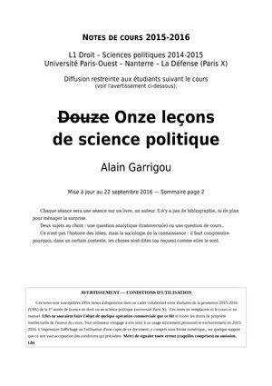 Lit Superposé 3 étages Impressionnant 2015 2016 S2 Introduction Science Politique Science Politique