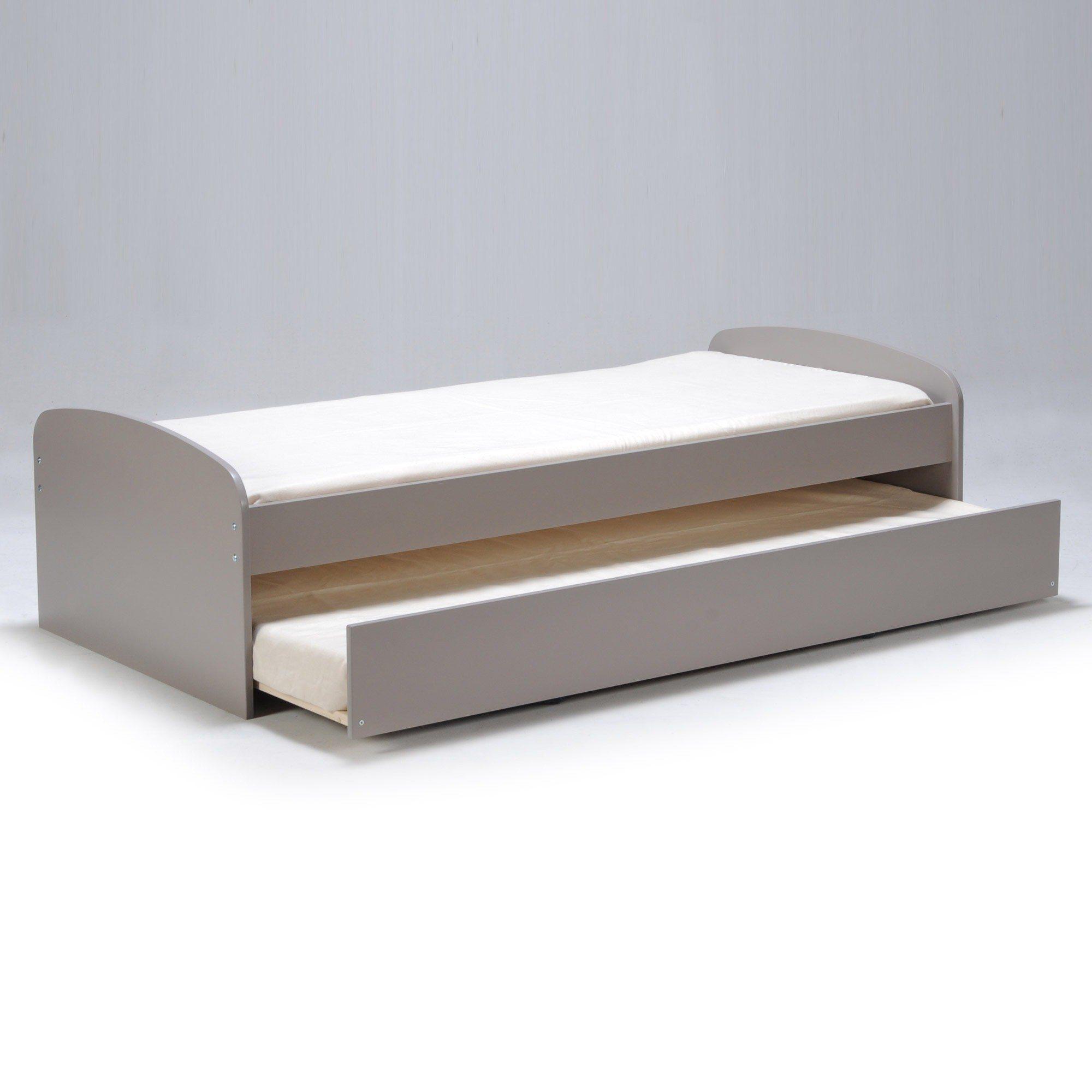 Lit Superposé 80×190 Génial Lit Mezzanine Avec Clic Clac Ikea