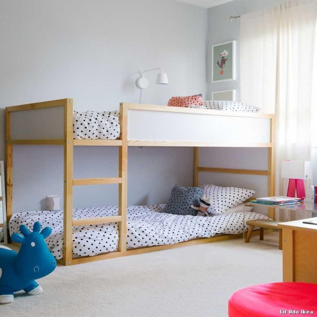 Impressionnant élégant Lit Enfant Ikea Tvotvp Pour Meilleur Futon
