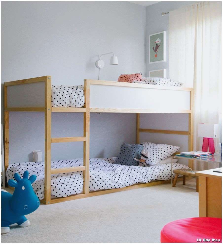 Lit Superposé Adulte Ikea Luxe Le Meilleur De Chaise Ikea Lit Mezzanine 9 Ado Elegant Superpos but