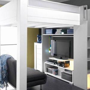 Lit Superposé Adulte Inspiré Favori Lit Mezzanine Design – Ccfd Cd