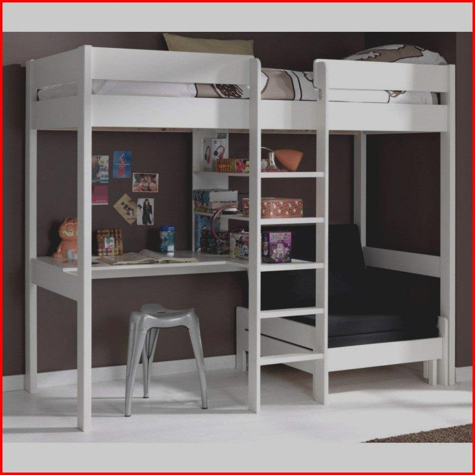 Lit Superposé Avec Canapé Frais Lit Mezzanine Ikea Blanc Stunning Lit Places Mezzanine New Lit