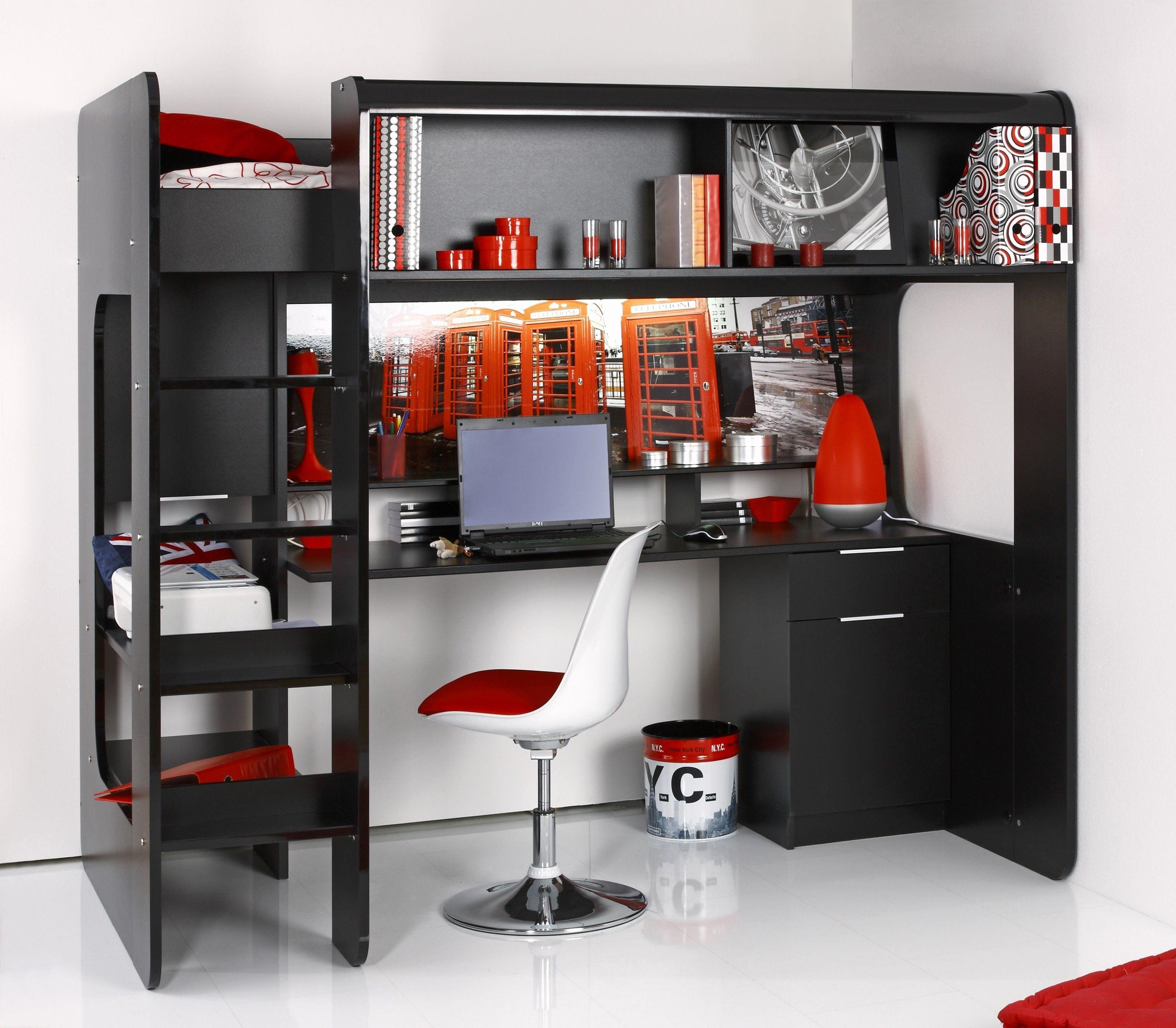 lit superpos bas magnifique lit superpos fille frais 14. Black Bedroom Furniture Sets. Home Design Ideas