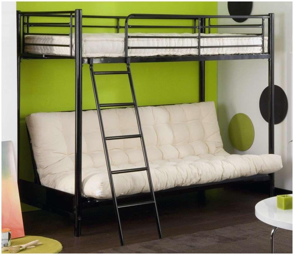 Lit Superposé Blanc Agréable Frais Lit Mezzanine Ikea 2 Places Pour Alternative Lit Superposé