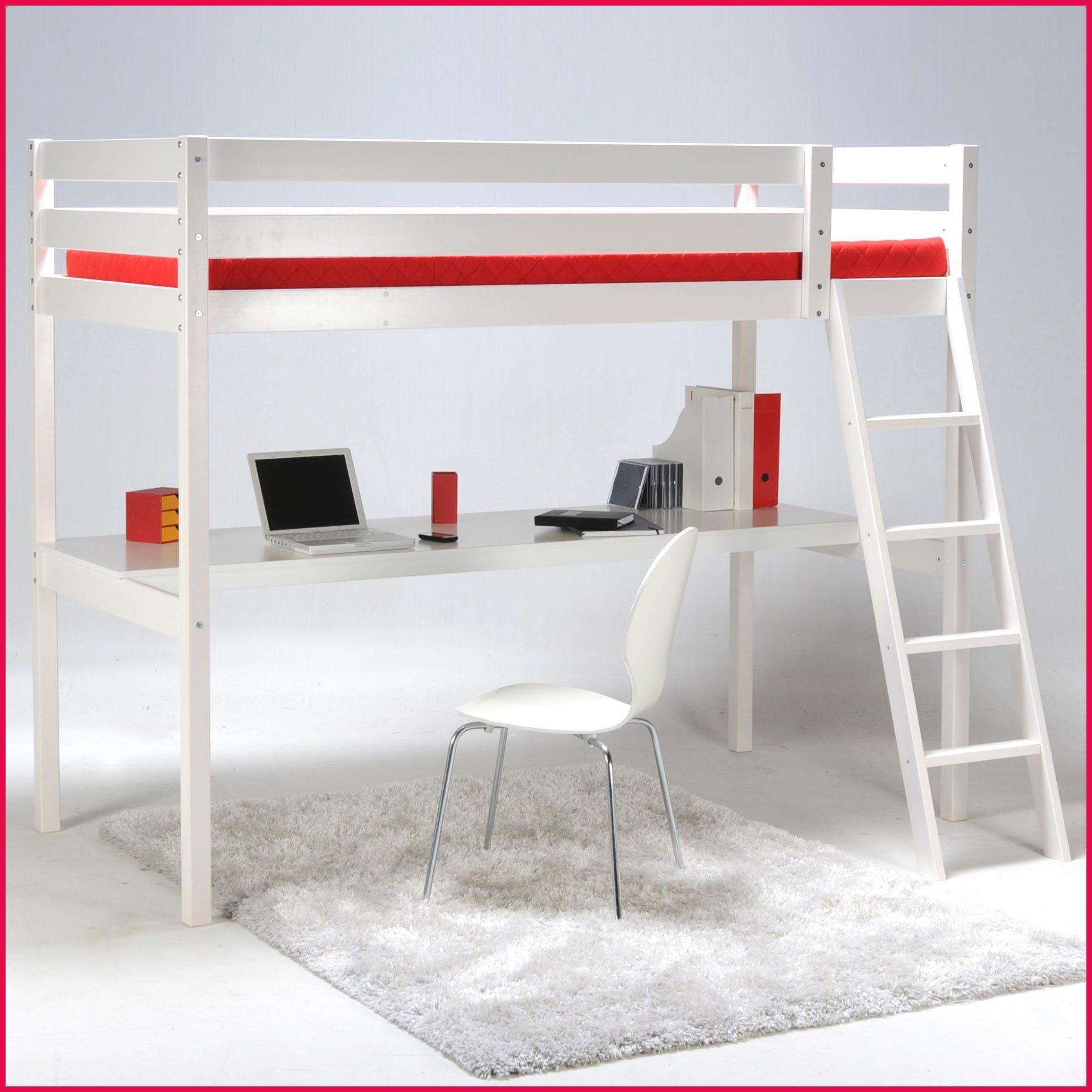Lit Superposé Blanc Belle Lit Mezzanine Blanc Ikea