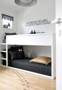 Lit Superposé Blanc Luxe 32 Meilleures Images Du Tableau Ikea Hack Lit Enfant Kura