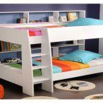 Lit Superposé Blanc Magnifique Lit Superposé Moderne Etagenbett Für Ihr Kind Wie Macht Man Richtige