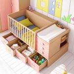 Lit Superposé Bureau Unique Chaise Bébé Pliante Cuisine Pour Bebe Lovely Lit Ikea Bebe 12