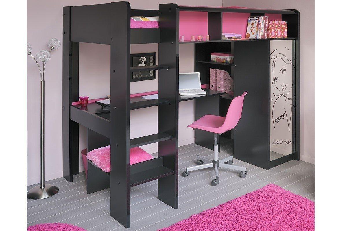 Mezzanine Armoire Bureau