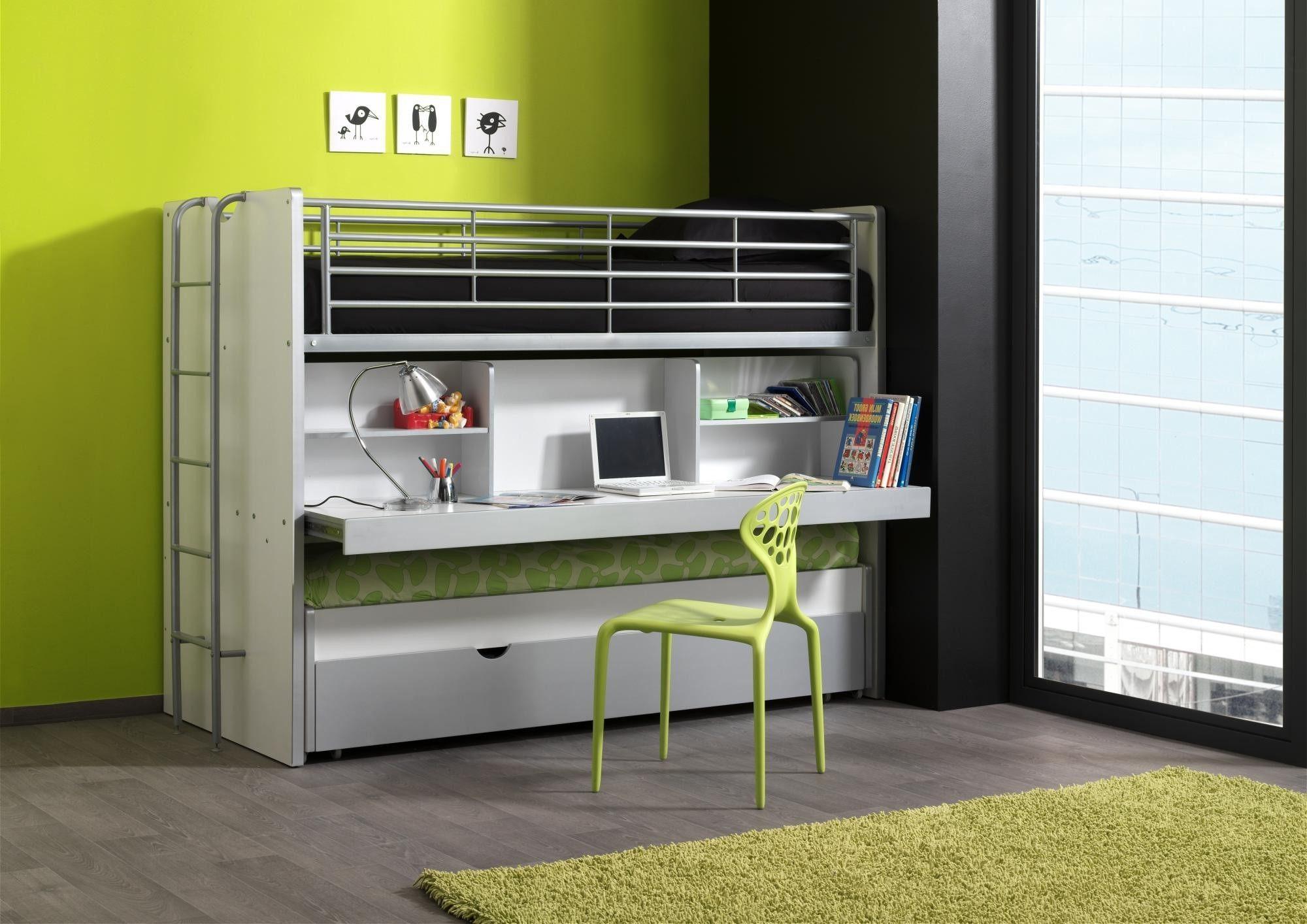 Lit Superposé Combiné Luxe Intéressant Lit Biné Armoire Bureau Ou Lit Biné Armoire Fresh Lit