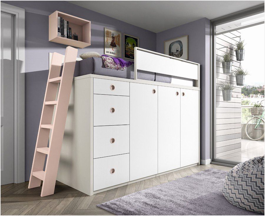 Lit Superposé Deux Places Élégant Lit Mezzanine Bureau Armoire Lit Convertible 2 Places Ikea Canape 2