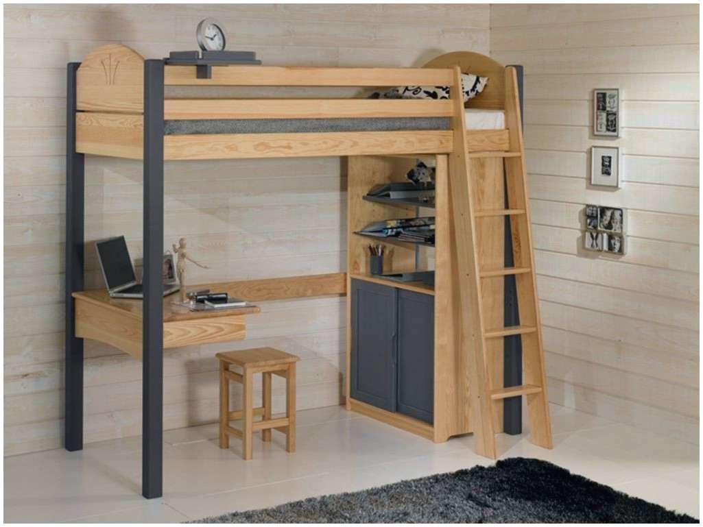 Lit Superposé En Bois Joli Frais Lit Mezzanine Ikea 2 Places Pour Alternative Lit Superposé