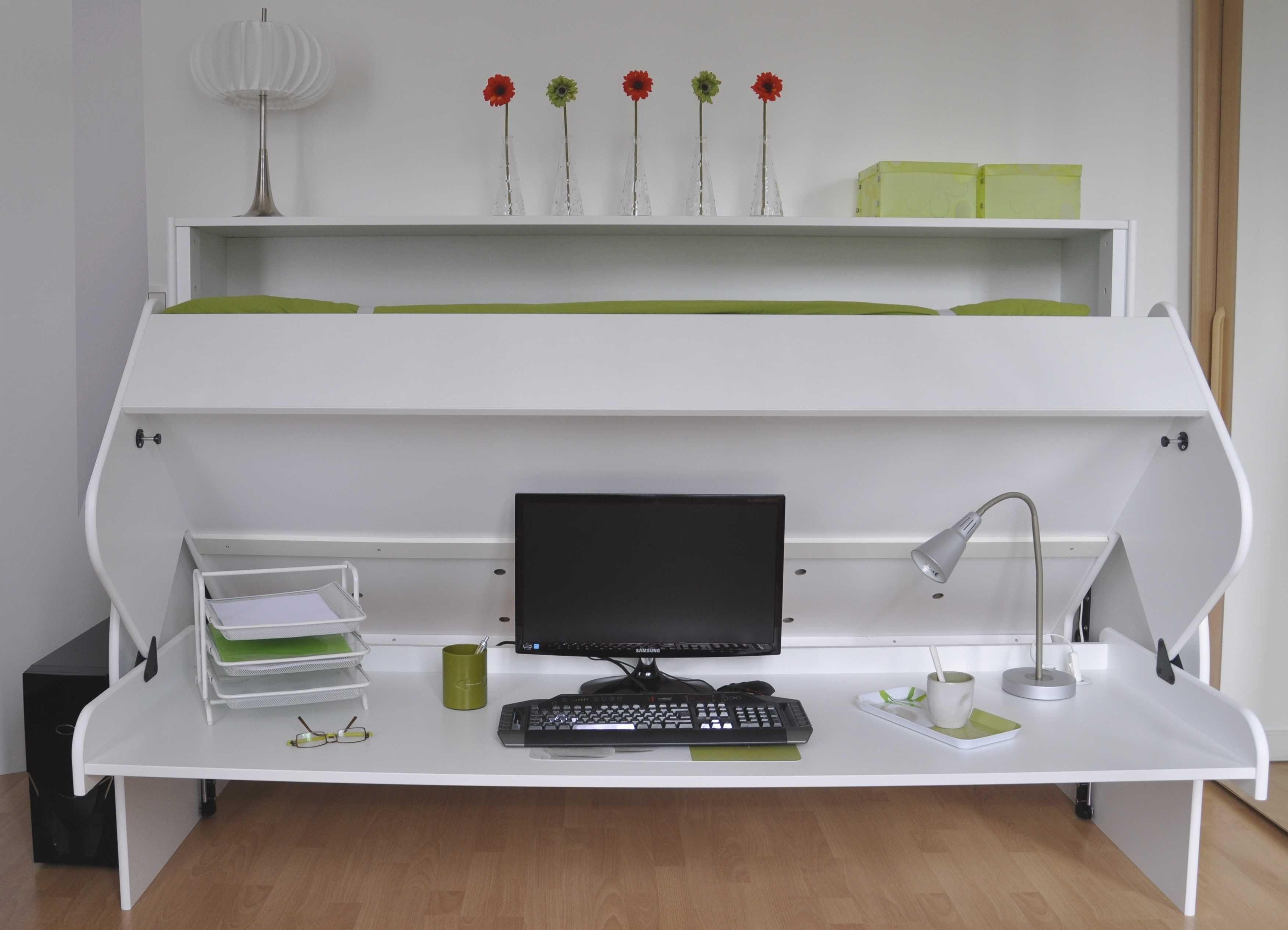 Lit Superposé Escamotable Ikea De Luxe Lit Biné Armoire – Appiar
