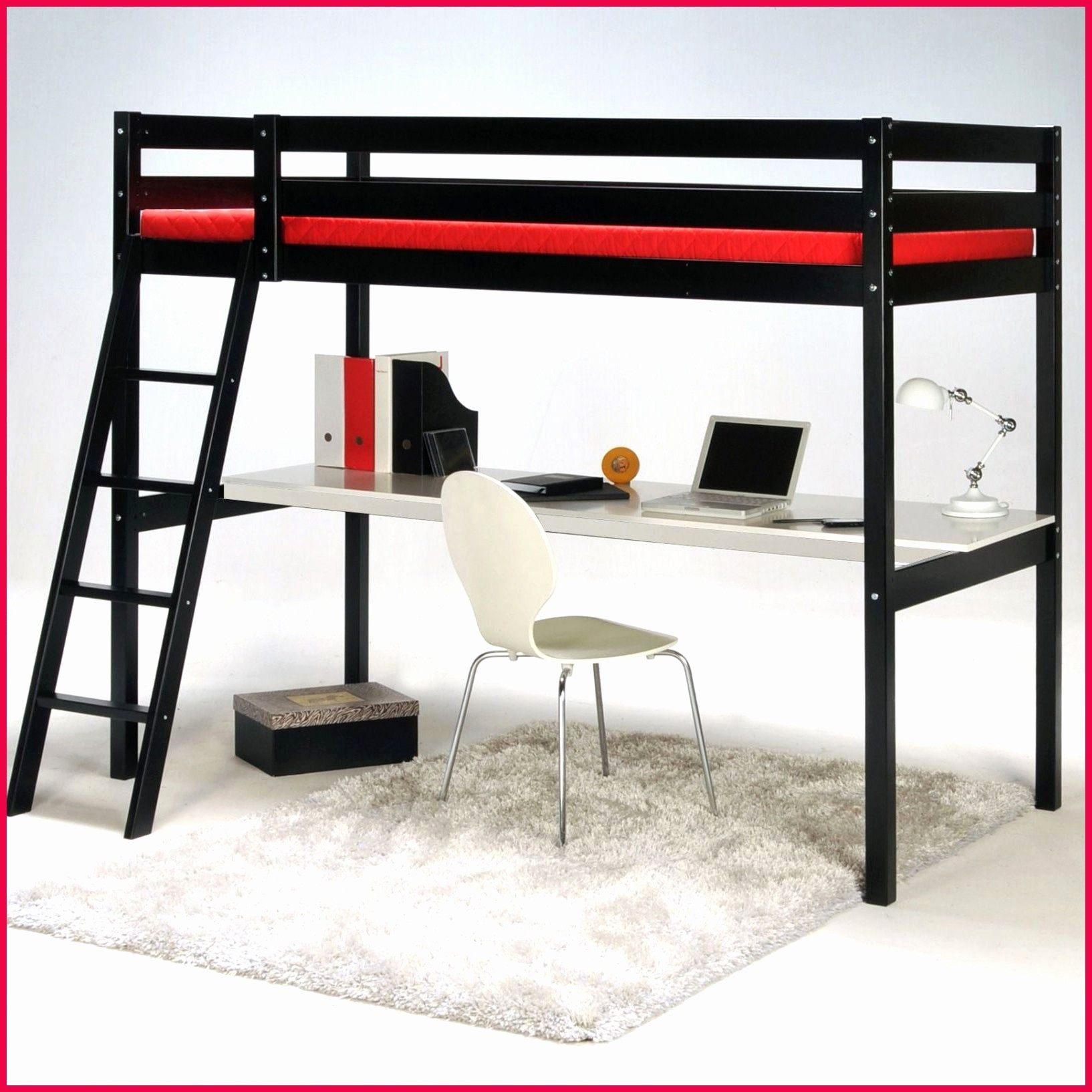 Lit Superposé Fly Nouveau Lit Mezzanine Bureau Armoire Lit Convertible 2 Places Ikea Canape 2