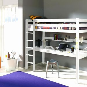Lit Superposé Gain De Place Inspiré Favori Lit Mezzanine Design – Ccfd Cd