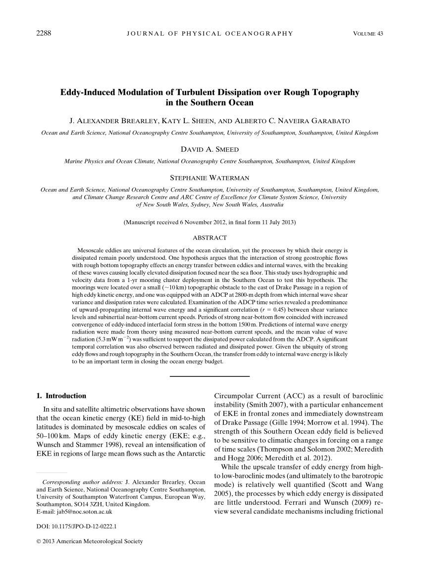 Lit Superposé Garçon Élégant Pdf Mooring Motion Correction Of Synop Central Array Current Meter Data