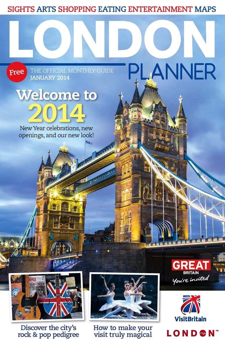 Lit Superposé Gautier Génial Calaméo London Planner January 2014