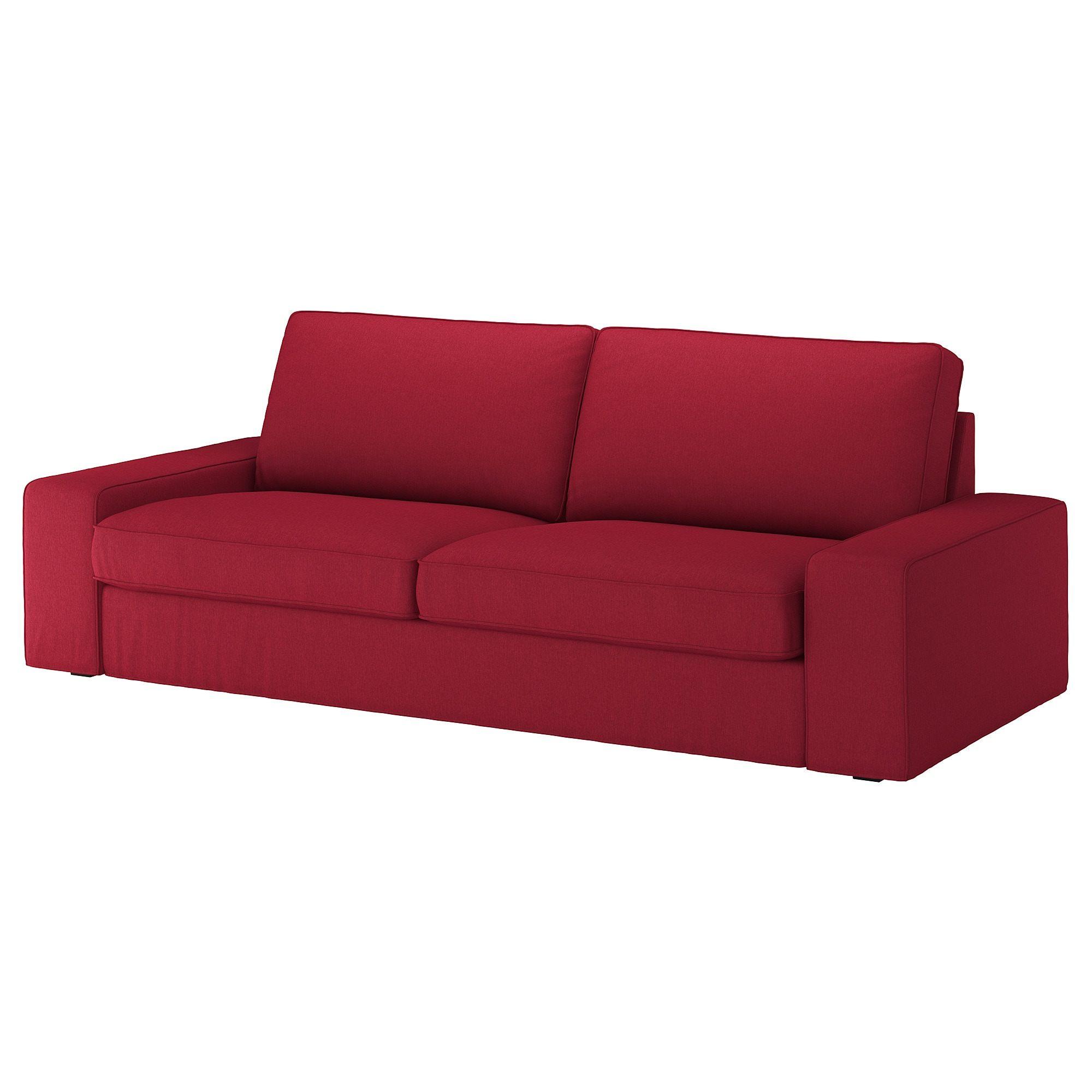Lit Superposé Ikea 3 Places Luxe Joli Canapé Lit Rouge Avec Kivik Canapé 3 Places orrsta Rouge Ikea