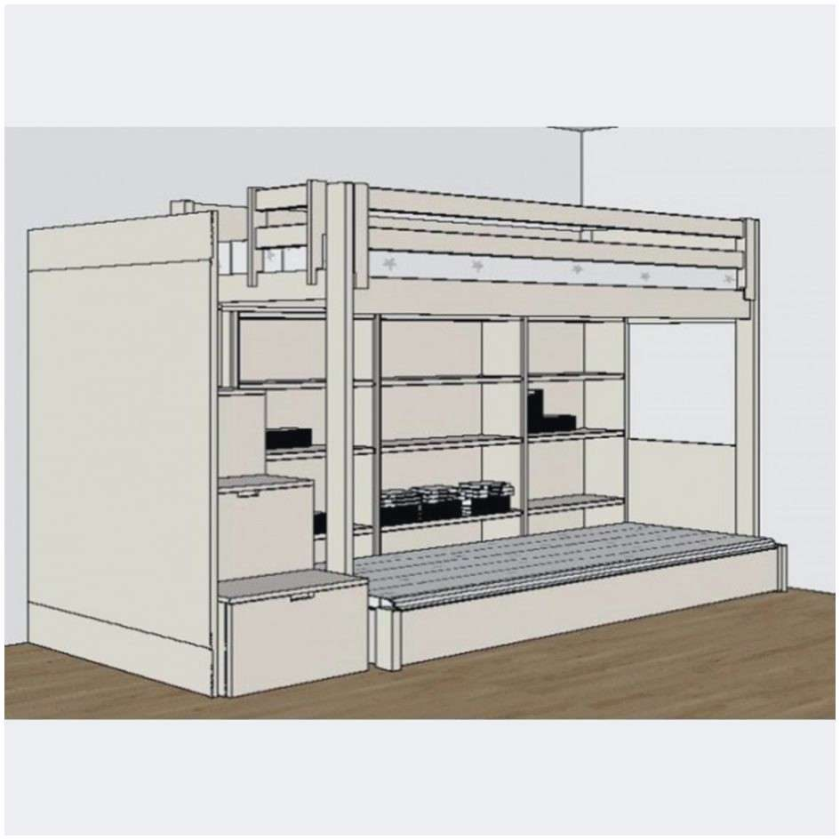 Lit Superposé Jouet Meilleur De Elégant Ikea Canap Lit Ma17 Hemnes Lit Banquette 2 Places Structure