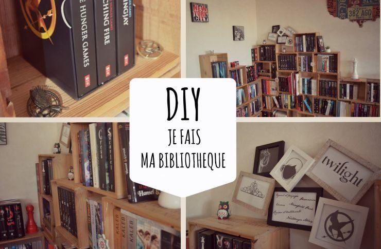 Lit Superposé Métallique Magnifique ☔ 36 Meuble Biblioth¨que Design