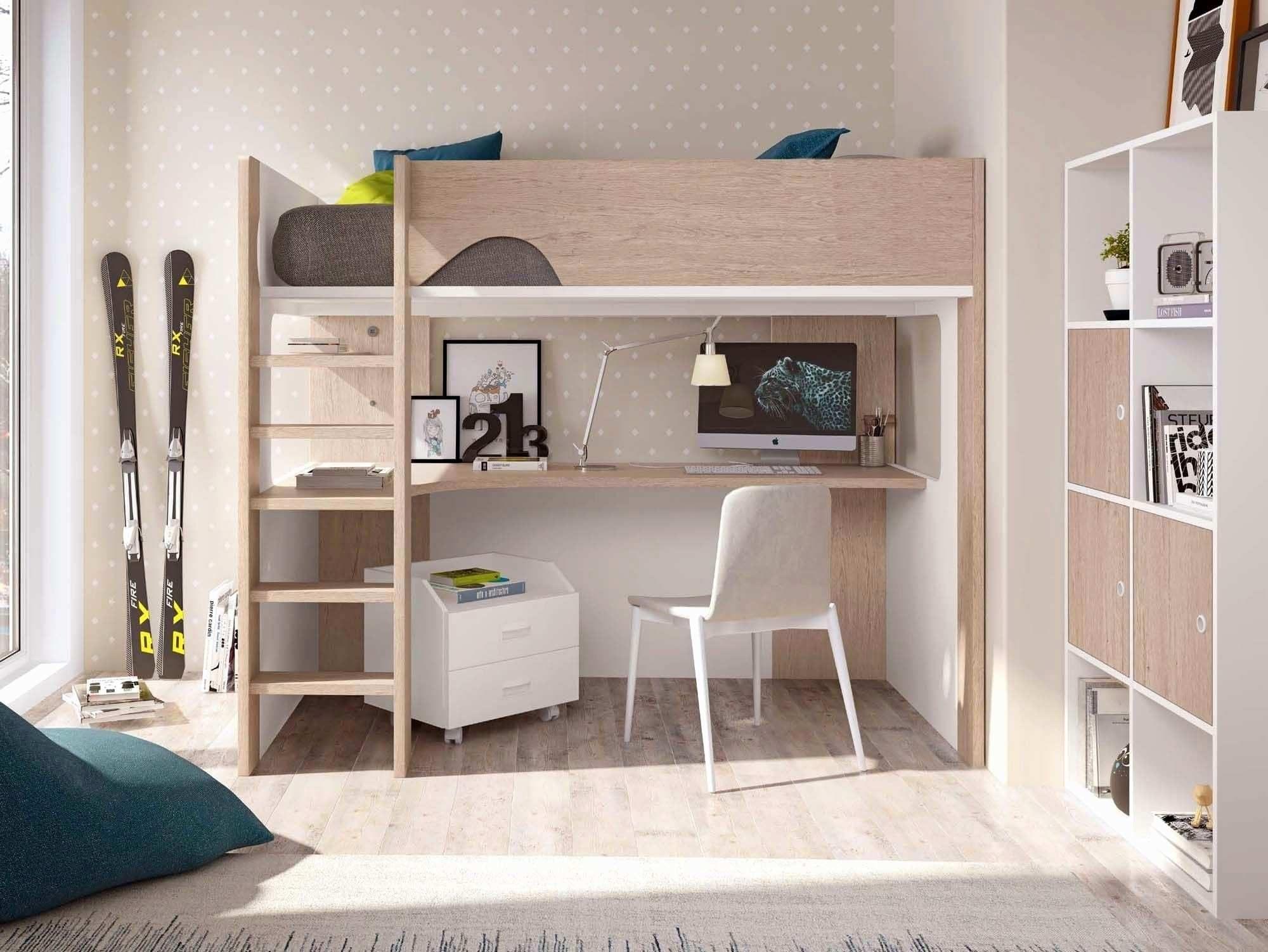Lit Superposé Mezzanine Nouveau 29 Collection De Briliant Lit Superposé Avec Escalier Pas Cher De