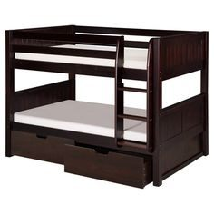 92 Best Low bunk beds images