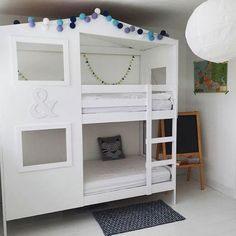 Lit Superposé Pompier Charmant 32 Meilleures Images Du Tableau Ikea Hack Lit Enfant Kura