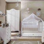 Lit Superposé Separable De Luxe Chambre Bébé Fille Fee Elegant Rideau Lit Superposé élégant 13