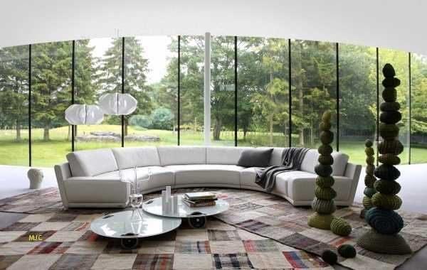 ☔ 29 Canapé Contemporain Design