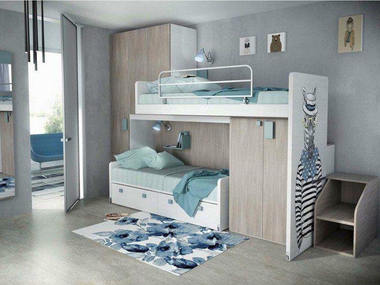 Garderoba Murphy krevet i kreveti na kat