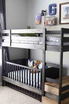 Lit Superposé toboggan Agréable 32 Meilleures Images Du Tableau Ikea Hack Lit Enfant Kura