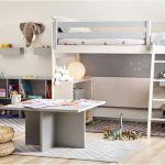 Lit Sureleve Enfant Frais Chambre Enfant Lit Mezzanine Meilleurs Choix Liberal T Lounge
