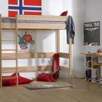 Lit Sureleve Enfant Inspiré Lit Bureau Frais Bureau Pin Massif Inspirant 23 Best Lit Mezzanine