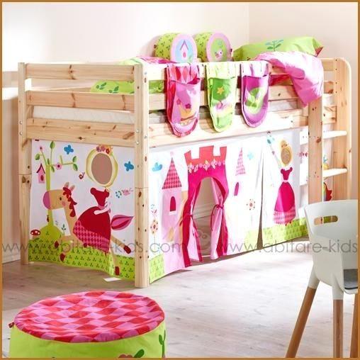 Lit Tente Enfant Belle Tente Pour Lit Mi Haut Zochrim