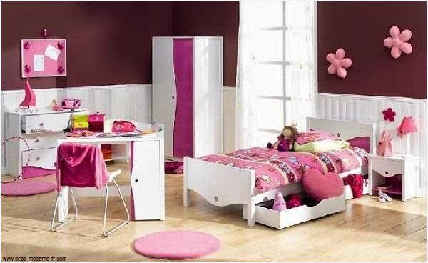 Deco Lit Enfant Idee Decoration Chambre Enfant Mentaires Daniel