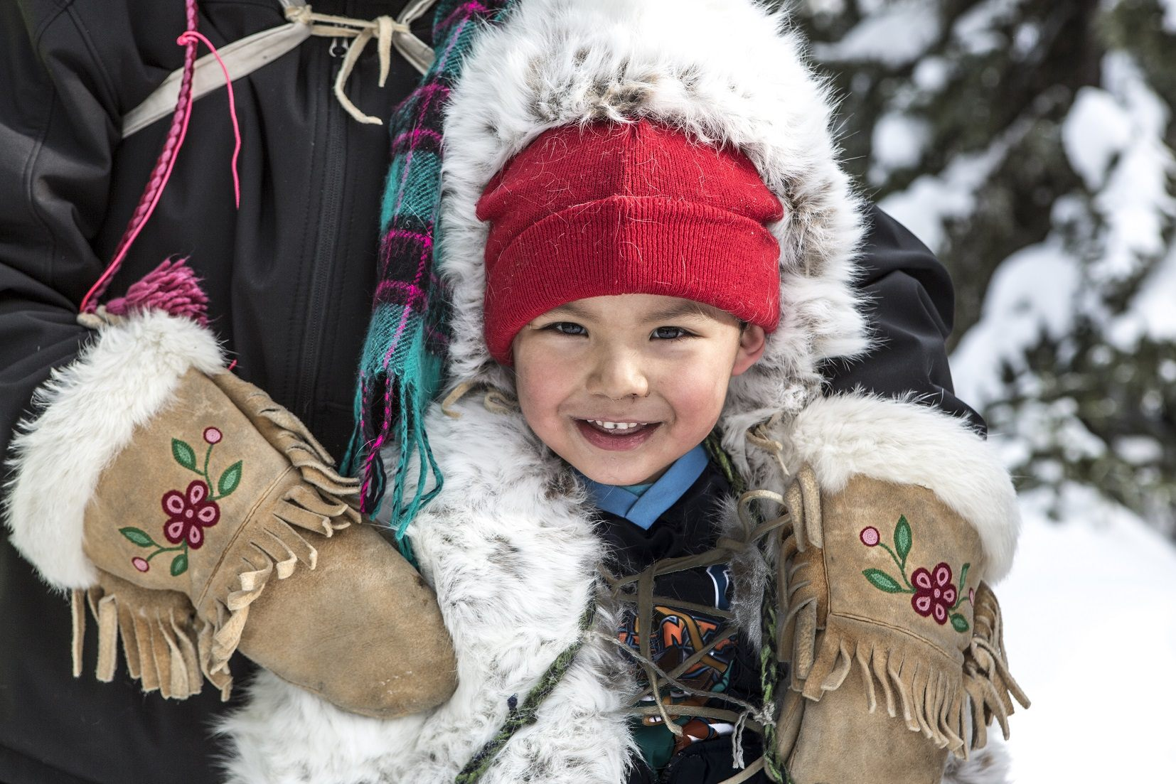 Lit Tipi Enfant Le Luxe Charm Baie James and Eeyou istchee