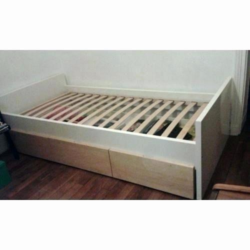 lit tiroir ikea impressionnant lit simple avec rangement. Black Bedroom Furniture Sets. Home Design Ideas