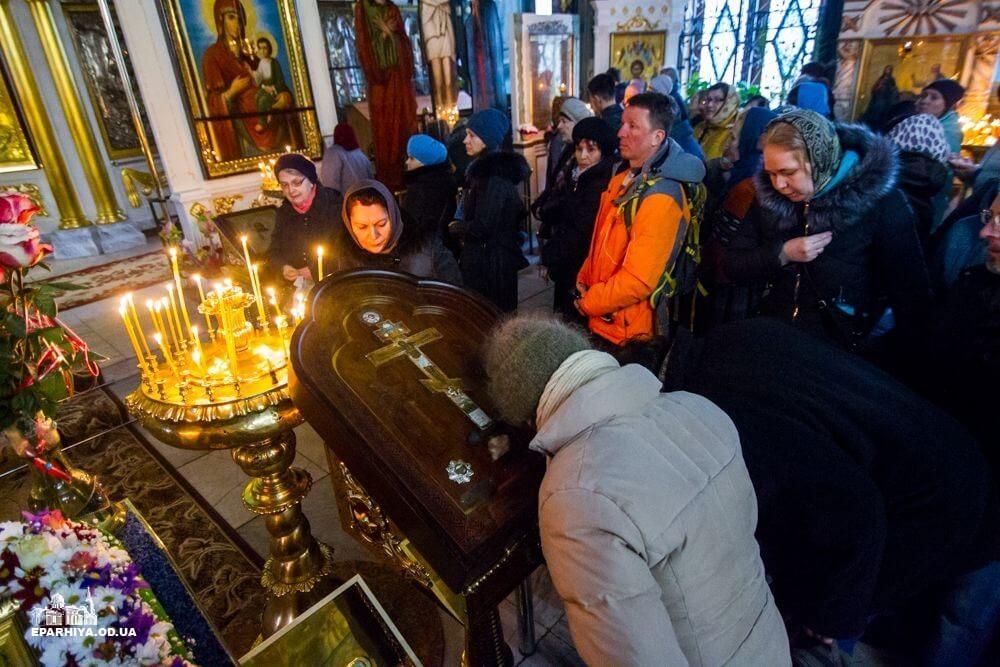 Lit Trois Place Élégant 27 марта 2018 года в день почитания Феодоровской иконы Божией