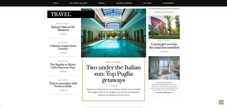 Lit Trois Place Inspirant Sphere Magazine Category Design the Digital Marketing E Merce