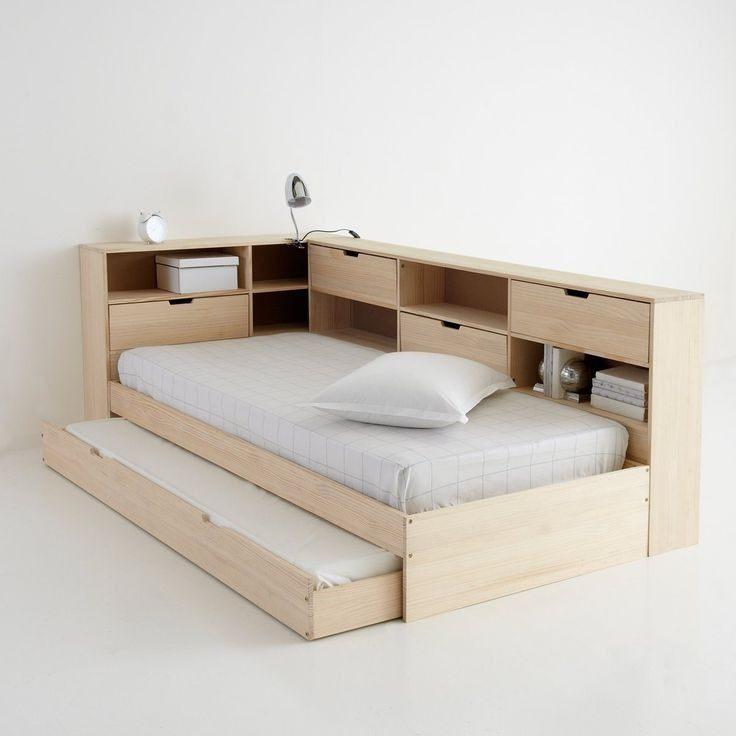 Lit Une Place Avec Rangement Fraîche Lit Une Place Avec Rangement Meilleur Lit Simple Avec Tiroir Maison