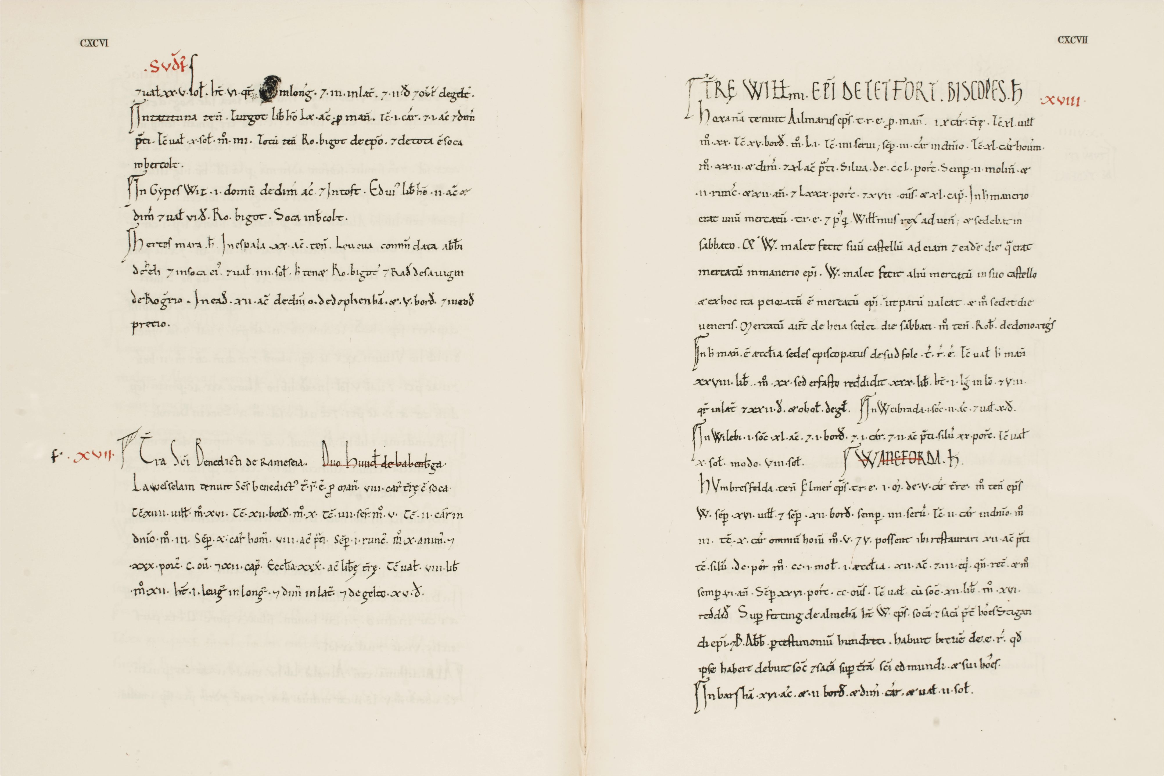 Lit Une Place Dimension Le Luxe original Folio Of Suffolk Page 99 In Domesday Book