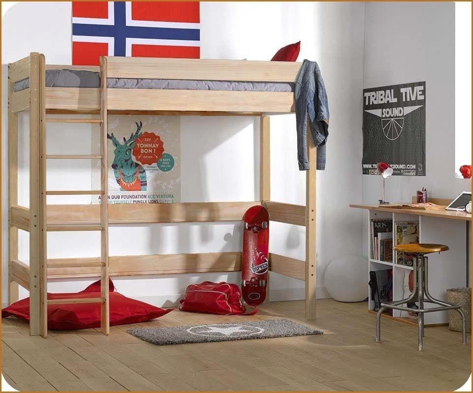 Lit Une Place Enfant Beau Bureau Enfant Gain De Place Zochrim