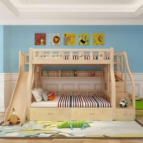 Lit Une Place Enfant Meilleur De Bureau Double Place Inspirant Enfants Lits Enfants Meubles En Bois