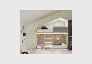 Lits Superposés Alinea Génial Lit Superposé Pour Enfant Tr¨s Bon Lit Superposé 3 étages Alamode