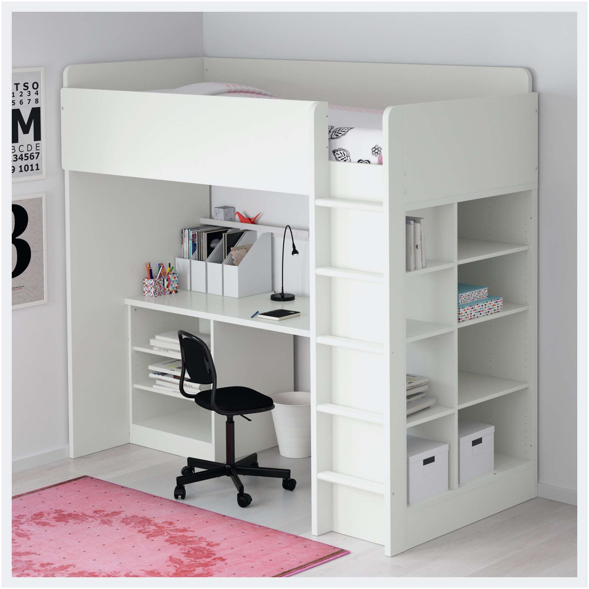 Lits Superposés Alinea Luxe Frais 40 Best Mezzanines Pinterest Pour Option Protection