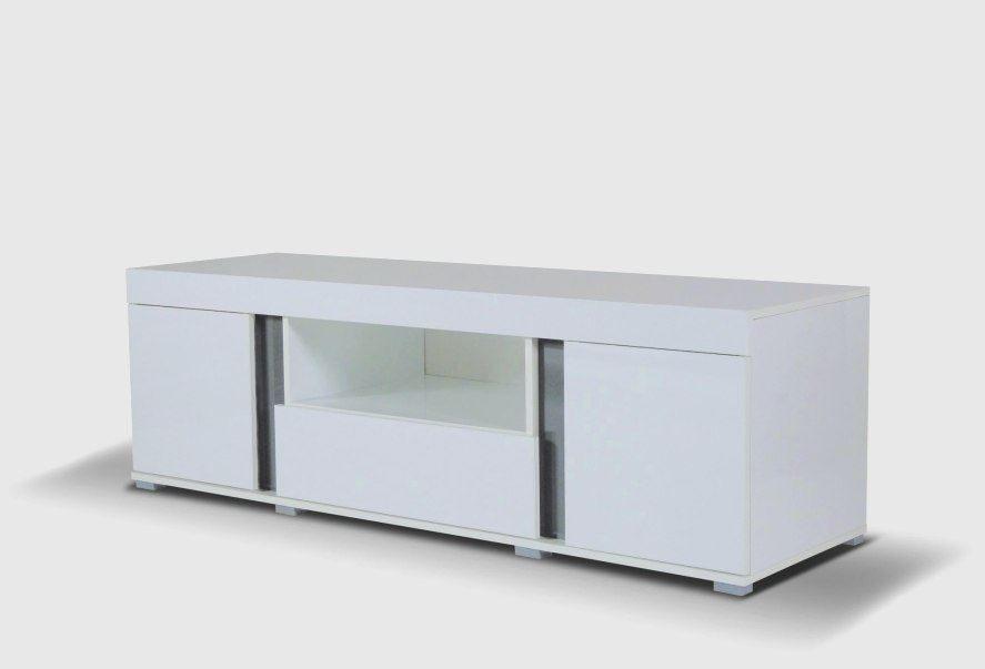 Lits Superposés Blanc Agréable ☔ 36 Blanc Laqué Meuble Télé Meuble