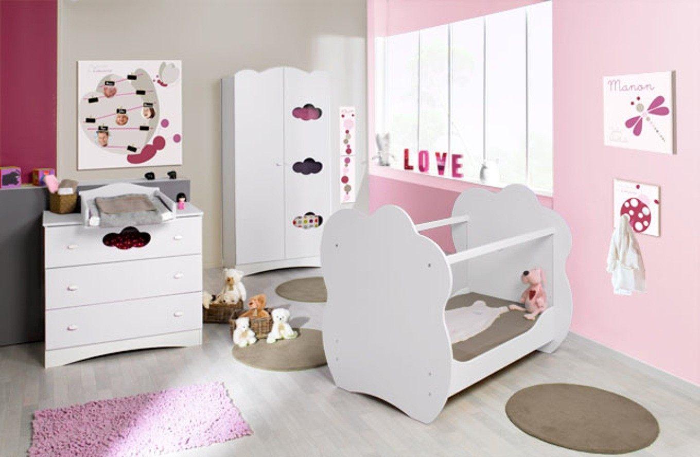 Meilleur Lit Bébé Inspiré Diy Chambre Bébé Best Diy Déco Chambre Bébé Chambre De B Fille 16