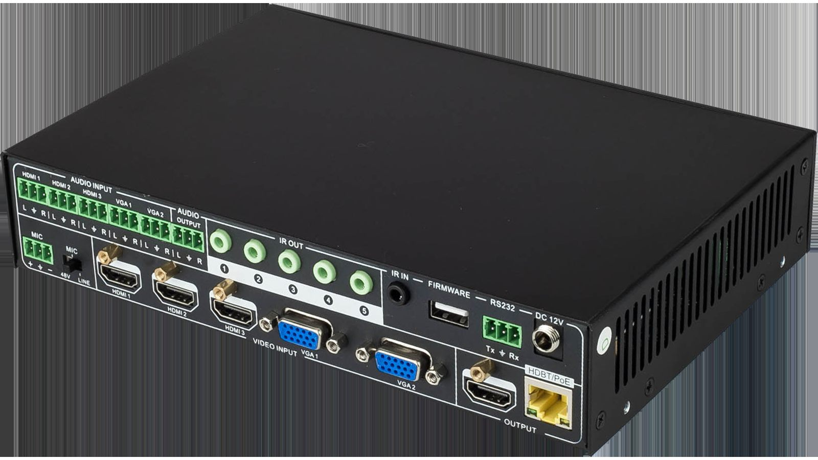 Mobile De Lit Bébé De Luxe Digi P52 Bstk Presentation Switcher 5 Input X 2 Output