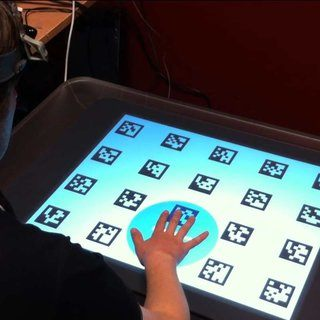 Mobile De Lit Bébé Luxe Pdf Hand Occlusion On A Multi touch Tabletop